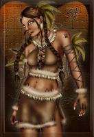 Native american by Nightwish-Ice