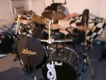 My Drum Kit by MR-CREEPING-DEATH