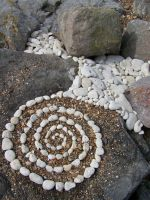 Beach Spiral by Dishtwiner