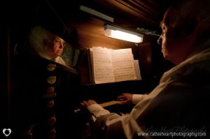 The Organist by CathieHeart