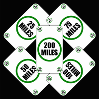 Miles Cards For Zombie Run Game by flowofwoe
