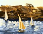 Nile Study by Lauratar