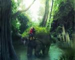 My Monster Friend And Me by acheronnights