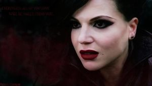 Evil Queen by frozenmistress