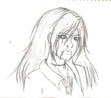 Character sketch: Naomi Cole by Starchip13