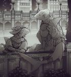The Sketch of a Couple by Astral-Requin