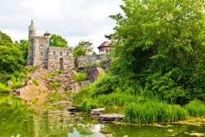 Central Park Castle by TimFranklin