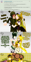 Ask us, Dare us, Story us: Ask 16 by NightWitch14