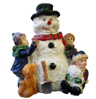 Snowman png - Stock by mrscats