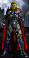 Thor (DC Universe Online) by Macgyver75