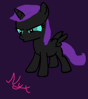 Angry Nyx by TheApatheticKat