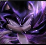 DARK SONIC by sonamy94fan
