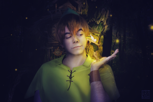 Peter Pan: Always Together by KuroKyuk