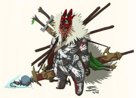 Pocot' Elite Force by The-Bambookazee