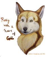Rusty art auction by HollieBollie