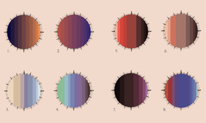 Palette Adopts 16: Fading by TeacupChimera