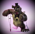 Phantom Freddy! by SmashingRenders