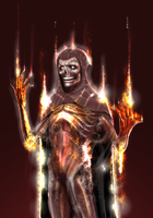 Burning Red Hot Reaper (Final) by SleepDebt