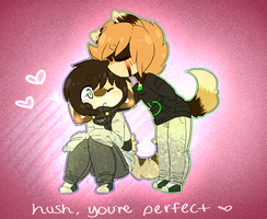 ~:Hush,You're Perfect:~ by iLiekSkittlez