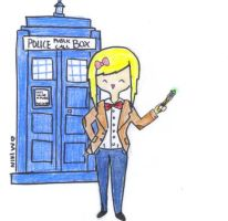 DOCTOR WHO by POKeGURL