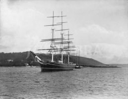 Cutty Sark in 1925 by 121199