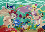 FairyTail portada 500 by MariaBlueNeko