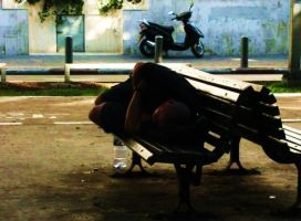 Homeless by Noga-chan
