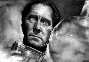 Doctor Frankenstein (Peter Cushing) by Pidimoro