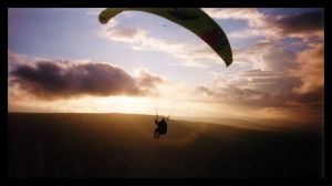 Paraglider by Aizxana