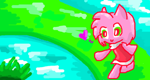 iScribble Doodle by ClassicAmy