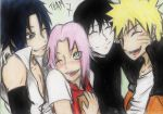 Forever Team 7 by Stray-Ink92