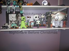 Nightmare Before Christmas Collection by Childofwestwind