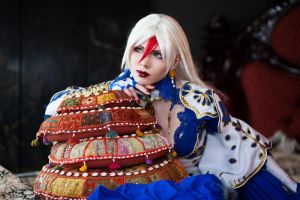 Trinity Blood. Viscountess by MarionetteTheatre