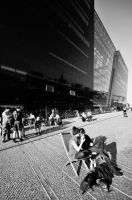 Postcard from Copenhagen 2 by JACAC