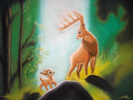 Bambi by LailaGalerie