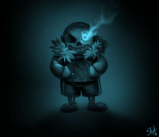 You're Gonna Have A Bad Time - speedpaint by TC-96
