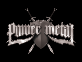 Power Metal - logo by Tonito292