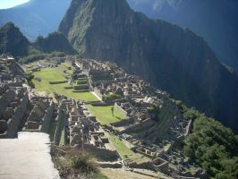 Veiw of Machu Picchu 3 by Ungatt