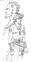 L'Iroquois Pirate by Hito76