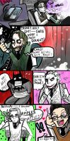 BATMAN: APPLES TO APPLES PT 1 by Lascaux