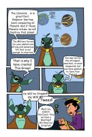 Dark Star Defense Comic #1 by ImagineNationAG