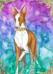 Standing proud (ACEO) by Woodswallow
