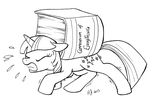 EQD NATG III: Day 28: Heavy Reading by ArrJaySketch