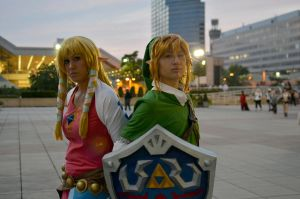 Otakon 2013 - Skyward Sword by King-Bobbles
