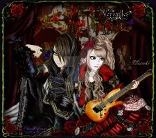 Yuki and Hizaki Destiny The Lovers FINAL by God-Palace