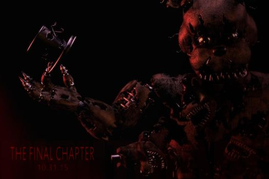 Five Nights at Freddy 4 Confirmed! by LoneLion97