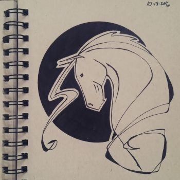 Inktober 2016 day 19 by dieselart