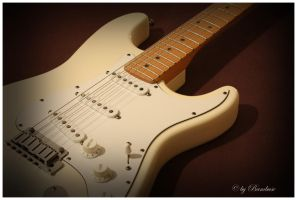 My first Guitar by bambuse