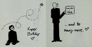 a marble hornets birthday by underdebate
