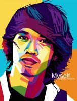 my self in wpap by ullahahn